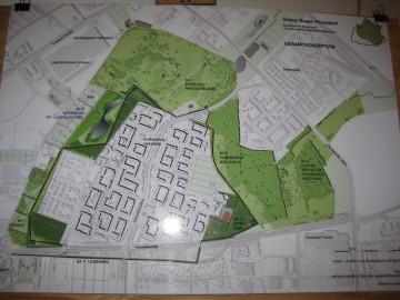 Gesamtkonzeption grüner bogen paunsdorf bauabschnitt bürgerpark